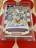 2016 PANINI NFL Great American Signatures Hall of Fame TE Kellen Winslow