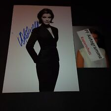 ANNE-SOPHIE MUTTER In-person signed Autogramm Foto 20x30
