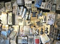 NEW Tim Holtz Idea-ology Embellishments Metal Mixed Media PICK ONE OF 49 TYPES!