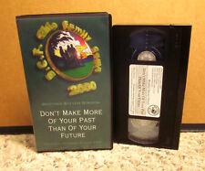 STEVEN STROOH Don't Make More of Past 2000 Christian VHS sermon Ohio BCF