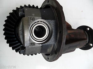 Ford Ranger Hinterachse Differential 2,5 TDCI différentiel  41:11 diferencial