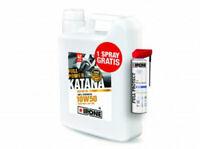 Huile IPONE Katana Full Power 10W50  NEUF  100% Synthese JASO MA2 API SN  -  Con