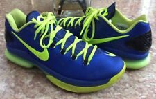 Nike KD V (5) Elite (Superhero) Men's Blue Basketball Shoes Size 9.5 #585386-400