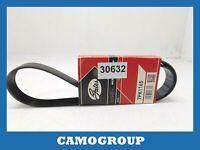 Belt Service V-Ribbed Belts Micra 4 Notes 2 Series 7PK1165 117201HC0B