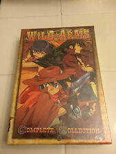 Wild Arms - The Complete Collection 5 DVD Set NEW OOP ADV Films Rare Sealed
