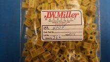 (20 PCS) 4904 JW MILLER Variable Inductors .148-.252 UH
