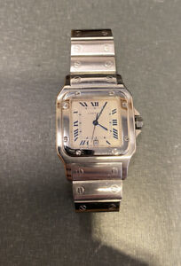 Cartier santos galbee Medium 29mm Ref 1564