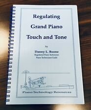 Regulating Grand Piano Touch and Tone
