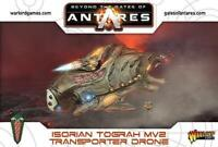 Warlord Ga Beyond the Gates of Antares Iso  Isorian Tograh MV2 Transporter  SW