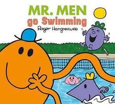 Nouveau mr men nager (achat 5 obtenez 1 gratuit livre) little miss