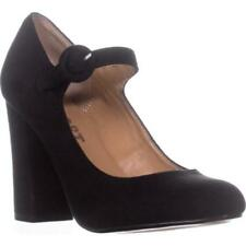 Report Mary Janes Synthetic Heels for Women