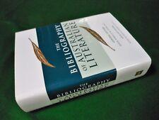 ARNOLD, John & HAY, John (Eds). The Bibliography of Australian Literature P-Z.