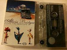 ALICIA BRIDGES 'I Love The Nightlife' 1994 Australian Cassette Single - 2 Mixes