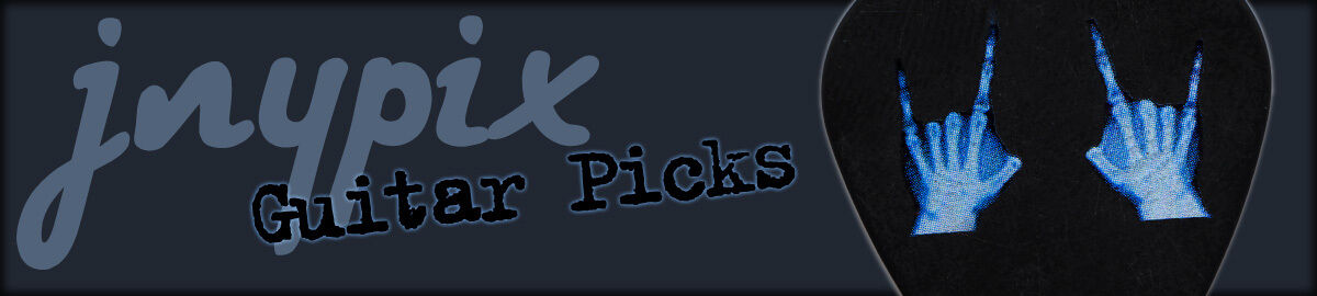 jnypix Guitar Picks
