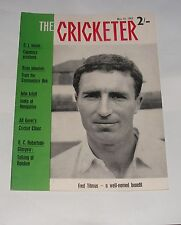 THE CRICKETER MAY 24TH 1963 - CAPTAINCY PROBLEMS/JOHN ARLOTT LOOKS AT HAMPSHIRE