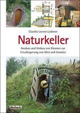 Vorratskeller, Obst & Gemüse frisch halten. Naturkeller! Naturkühlung. Garten.