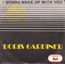 9008 BORIS GARDINER  I WANNA WAKE UP WHIT YOU