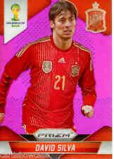 2014 Prism FIFA Soccer Purple Prism No175 David Silva (Spain) -41/99