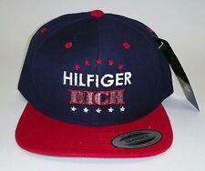 Hip Hop Snapback  Hat Hilfiger Rich  - Urban Street wear - Sneaktip