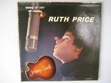 RUTH PRICE: Sings With The Johnny Smith Quartet LP
