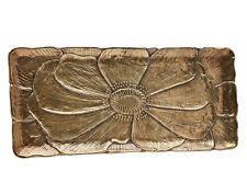 Godinger Rect Bronze Serving Tray - Large