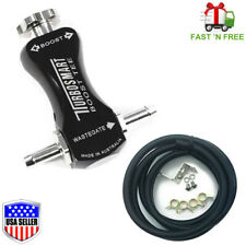 Turbosmart Boost Tee Manual Boost Controller BLACK 0101-1002 - FAST US SHIPPING!