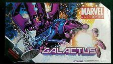 """MARVEL Universe Masterworks Galactus 19"""" AF (D Variant) w/ silver surfer 4"""""""