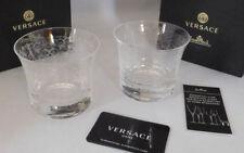 Rosenthal VERSACE Medusa Gala 2 x Whiskybecher Neu & Ovp