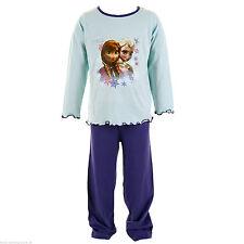 Disney Girls' Cotton Blend Pyjama Set Nightwear (2-16 Years)