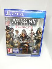 Juego Assassin's Creed Syndicate PS4 Playstation 4