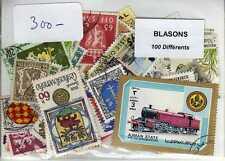 BLASONS 100 timbres différents