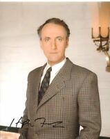 Hugh Fraser Signed Photo - Poirot - A454