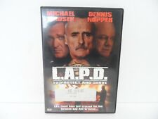 L.A.P.D.: To Protect and to Serve DVD