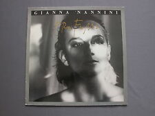 "LP 12"" 33 rpm 1986 GIANNA NANNINI - PROFUMO - 829 711-1"