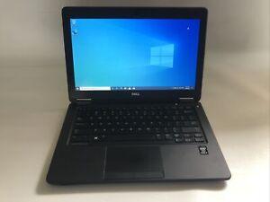 """Dell Latitude E7250 12.5"""" (256GB, Core i7 5th Gen., 2.60GHz, 8GB) Ultrabook - Bl"""