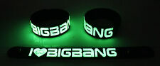 BIGBANG NEW! Glow in the Dark Rubber Bracelet Wristband FANTASTIC BABY gg56