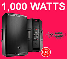 "JBL EON615 1000Watt Powered 15"" Speaker Authorized 5 Year Warranty"