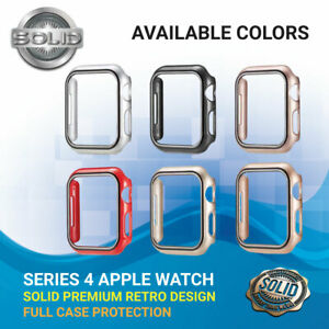 iApple Watch Series 4 Full Protective Case Screen Protector Cover RETRO 40/44mm
