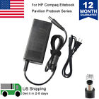 New 65W AC Adapter Charger for HP Pavilion G4 G5 G6 G7 Laptop Power Supply US