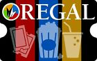 $25   $50   $100 Regal Entertainment Group Gift card