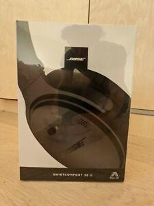Bose QuietComfort 35 II Over the Ear Wireless Headphones - Black