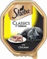 Sheba Alutray Classics Terrine Chicken 85g - 717537