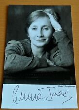 Gemma Jones Signed Official Photo Card Autograph Harry Potter Film & COA