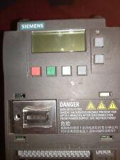 Siemens 6SL3210-5BE21-5CV0 Inverter 1,5KW