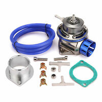 Blue Type FV Universal 40mm Blow Off Valve BOV ,Flange Adapter Kit
