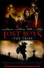 LOST BOYS: THE TRIBE Movie POSTER 27x40 Tad Hilgenbrink Angus Sutherland Autumn