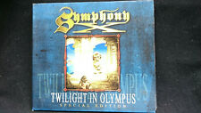 SYMPHONY X Twilight In Olympus SPECIAL EDITION DIGIPACK*NM* (514)