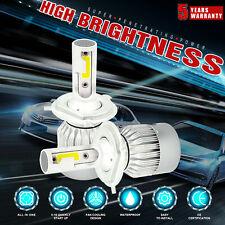 CREE H4 LED Headlight Kit Light Bulbs Hi/Lo Beam 6000K 9003 HB2 1800W 270000LM