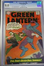 Green Lantern #44 CGC 8.0!
