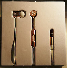 AUTHENTIC Beats by Dr. Dre UrBeats In-Ear Headphones IN Rose Gold MLLH2AM/B SE